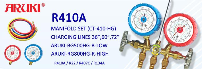 Manifold R410A