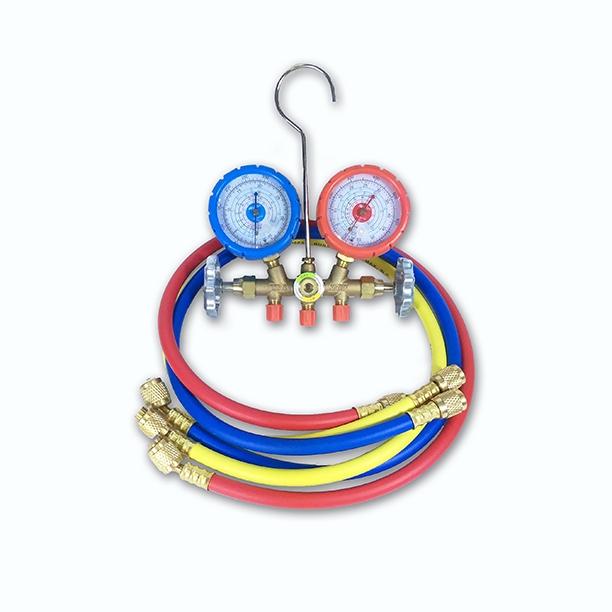 T02 Manifold Set & Charging Hose