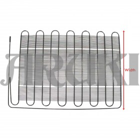 R1648-Series Condenser (without bracket)